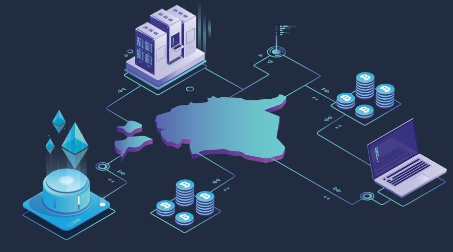 Estonia Crypto Friendly Map