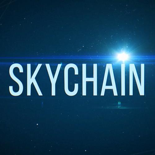 SKYCHAIN Logo