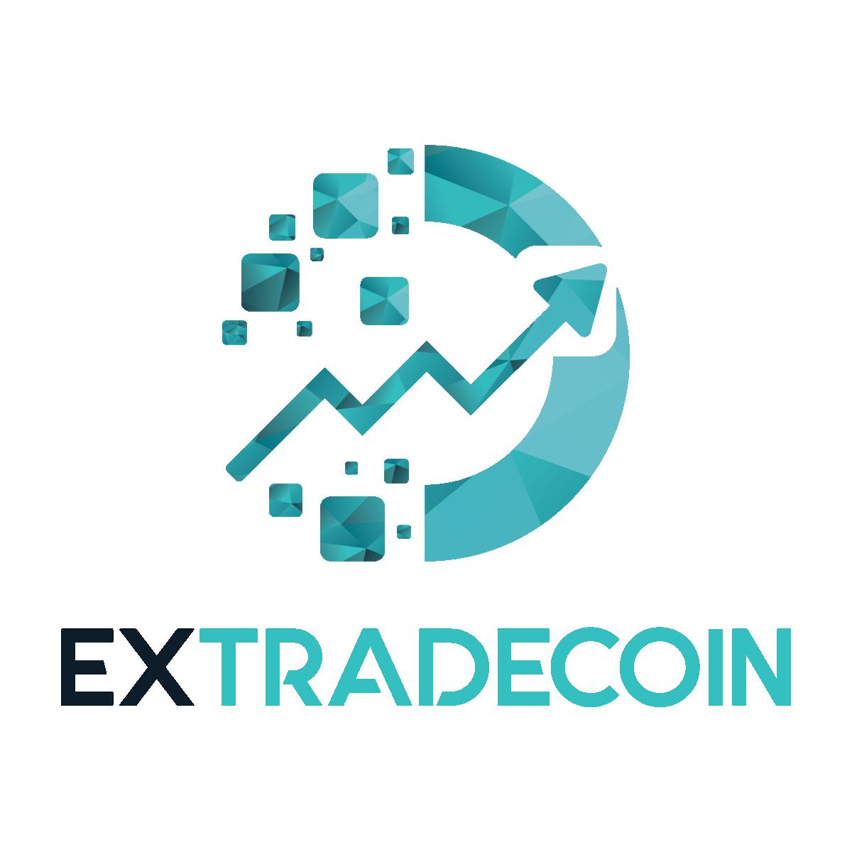 EXTRADECOIN Logo
